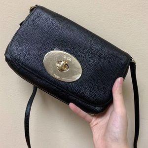 Coach retail Crossbody bag black